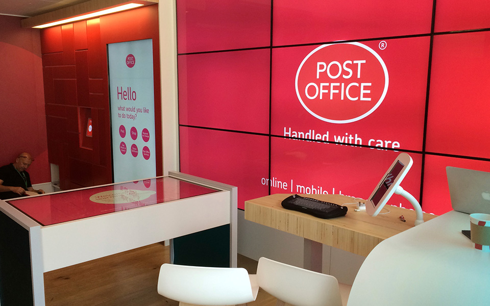 Post Office Asked Us To Develop A New Concept Store Inspired By The Likes Of  Apple And Argos. Itu0027s Designed To Test U0026 Refine The Customer Experience, ...