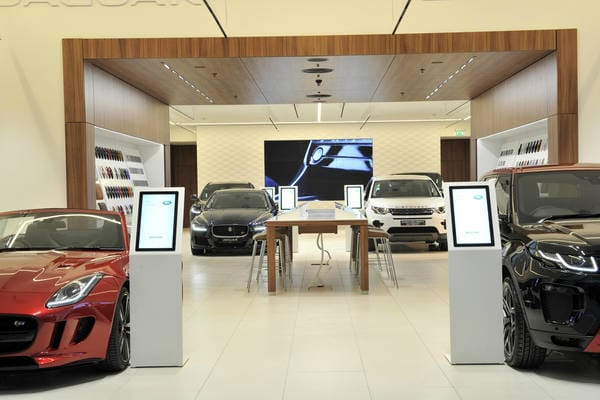 The future now: using Audio Visual Solutions and Retail Analytics to drive ROI in-store.